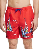 Vineyard Vines Sailing the Bay Bungalow Swim Trunks