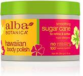 Alba Hawaiian, Sugar Cane Body Polish, 10 Ounce