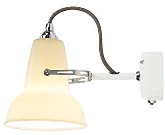 Anglepoise Original 1227 Mini Wall Light UK/EU/Aus, Ceramic, E14, 6 W, Pure White