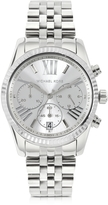 Michael Kors Lexington Stainless Steel Women's Chronograph Watch