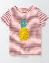 Boden Fluttery Fruit T-shirt