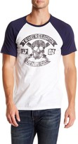 True Religion Strike Force Raglan Tee