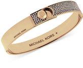 Michael Kors Pavé Foldover Bracelet