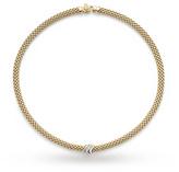 Fope Vendome Diamond Necklace