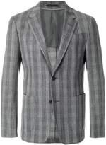 Z Zegna striped blazer