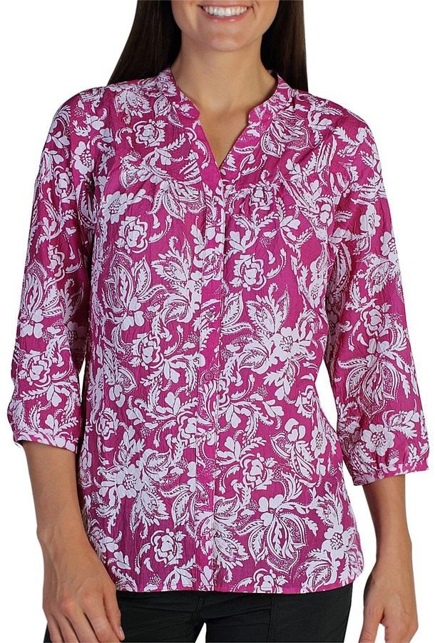 Exofficio Next-to-Nothing Artisan Shirt (For Women)