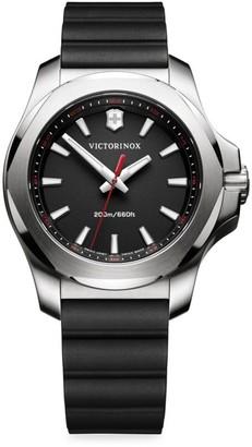 Victorinox I.N.O.X. Round Stainless Steel Analog Watch