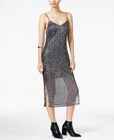 Bar III V-Neck Slip Dress, Only at Macy's