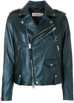 Coach biker design jacket