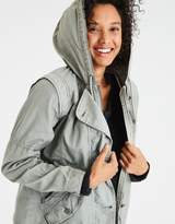American Eagle Outfitters AE Military Parka