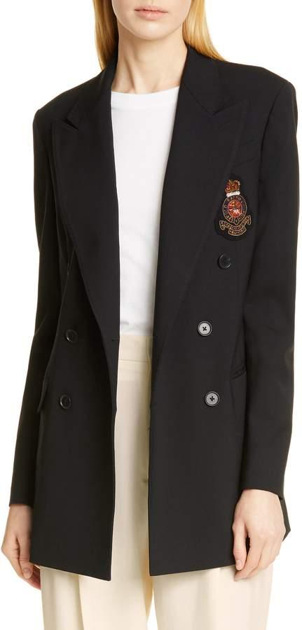 Polo Ralph Lauren Logo Crest Blazer