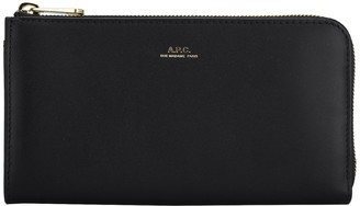 A.P.C. Lise Zipped Wallet