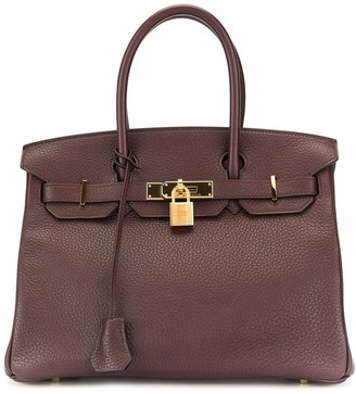 Hermes 2014 pre-owned Birkin bag
