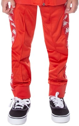 Kappa Little Kid's & Kid's Side Logo Track Pants