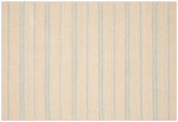 Sagaponeck Stripe Rug - Ralph Lauren Home - sky/cream