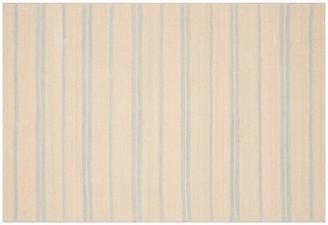 Ralph Lauren Home Sagaponeck Stripe Rug sky/cream