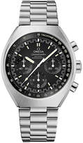 Omega Speedmaster Mark II men's steel bracelet watch