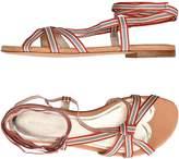 INES DE LA FRESSANGE Sandals