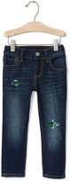 Gap 1969 Rip & Repair Slim Jeans