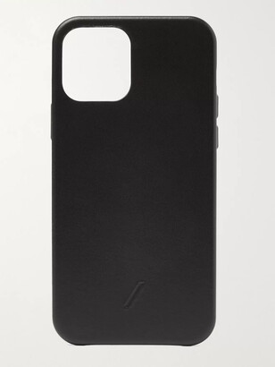 Native Union Clic Classic Leather Iphone 12 Case