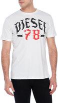 Diesel T-Lonad Graphic T-Shirt