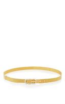 Robin Katz Vintage Jewels 18K Gold Mesh Belt with Diamond Buckle