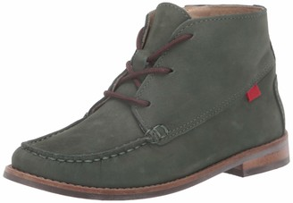 Marc Joseph New York Unisex-Kid's Leather Made in Brazil Chukka Ankle Boot with Laces