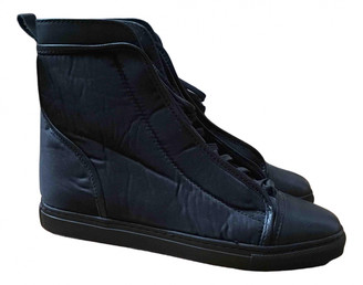 Damir Doma Black Polyester Boots