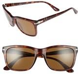 Persol 50mm Polarized Sunglasses