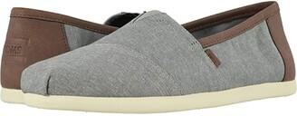 Toms Alpargata CloudBound (Dark Denim) Men's Slip on Shoes