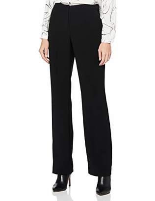 Daniel Hechter Women's Straight Pants Trouser,(Size: 36)