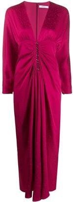 Racil gathered empire line dress