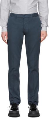 Ami Alexandre Mattiussi Blue Chino Trousers