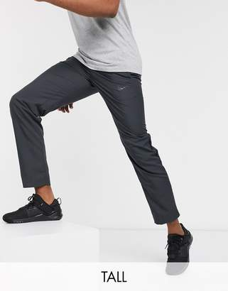 Nike Training Tall woven pants in dark grey