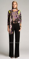 Julian Chang Clotilde Jumpsuit with Scarf