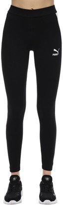 Puma Select Classics Logo Stretch Cotton T7 Leggings