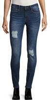 Buffalo David Bitton Hope Distressed Skinny Jeans - Havoc
