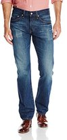 AG Adriano Goldschmied Men's Matchbox Slim Straight Leg Selvage Denim In 9 Years Morris