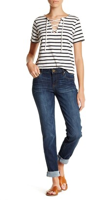 KUT from the Kloth Boyfriend Jeans