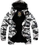 South Play Mens Premium Waterproof Ski Snowboard Boardwear Hood Jacket Jumper Parka Collection