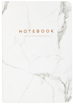 Eccolo Marble Style Journal Notebook