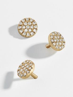 BaubleBar Gia Diamond Single Stud Earring
