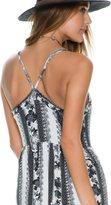 Volcom Skippin Town Maxi Dress
