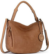 The Sak Collective The 120 Whip-Stitched Small Hobo Bag