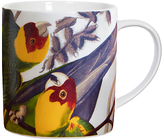 Magpie Parrot Birds Mug, Multi