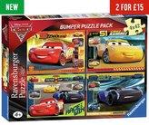 Ravensburger Disney Cars 3 4x42 Piece Jigsaw Puzzle