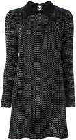 M Missoni wavy knit dress