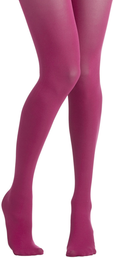 Tabbisocks Tights for Every Occasion in Fuchsia