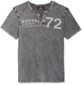 Buffalo David Bitton Men's Narwayne Henley T-Shirt