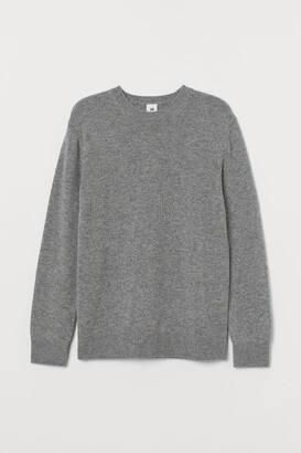 H&M Knitted lambswool jumper